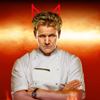 celeb - Chef Ramsay's evil
