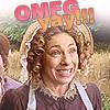LiA: Mrs Bennet yay