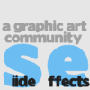 siide effects = a graphic art community
