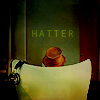 Alice: Hatter Chair