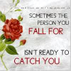 random: sometimes the person you fall fo