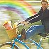 Dean/bike happy