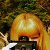 daniella.: model with camera