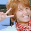 sakura: peace..