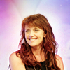 Amanda Tapping colorful