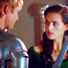 Camelot's Official Dragon Cuddler: Merlin - Arthur&Morgana one last time