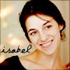 Isabel smile