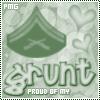 Proud Grunt!