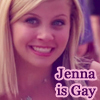 Jenna Middleton is Gay