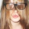 Glasses hair