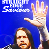 Blue: CM Punk//Straight Edge Saviour