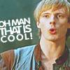 screamingchair: merlin - arthur that's cool
