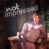d: Merlin Arthur is 'not impressed'