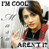 I'm cool