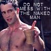 Purefoy: Naked Man