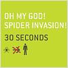 oh my god spider invasion