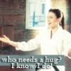 hug, Alice