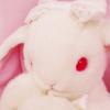 kinda-freaky bunny