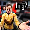 Jude: st tos - kirk hug
