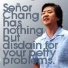 Senor Chang