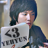 yehyun: Shinwoo~
