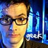 Eltea: 10th Doctor - Geek