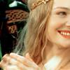 Eowyn smiles