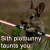 Jim C. Hines: Sith Plotbunny