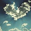 Muryel: coeur de nuage <3
