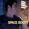 Mass Effect Kaidan space boo-tay!