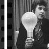 Bob Dylan-idea lightbulb