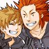 Kingdom Hearts - Akuroku