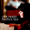 cm - emily reads fanfic