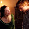 Merlin - Morgana and Arthur