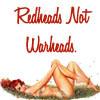 redheads pinup