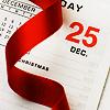 Christmas - Calendar page