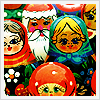 Christmas - Russian dolls