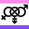 GLBT: Pansexuality icon
