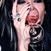 Bill drinking