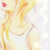 Namine // painted red