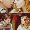V: Neville Hermione Kiss