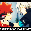 10th! Please Marry Me!