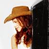 telekinetic redhead chick: &lc (cowgirl)