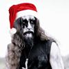 Gaahl in a festive mood