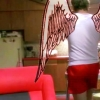 Jena Bartley: spn - gabriel - wings and boxers