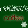 kiteflier: Christmas Coffee