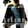 What real life? I don't know any real life!: Kame/Koki - Together Forever