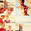 Sarah Nicole.: LOST; charlie/claire; beach