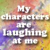 laughing at me