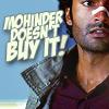 Mohinder Suresh: Yeah right!